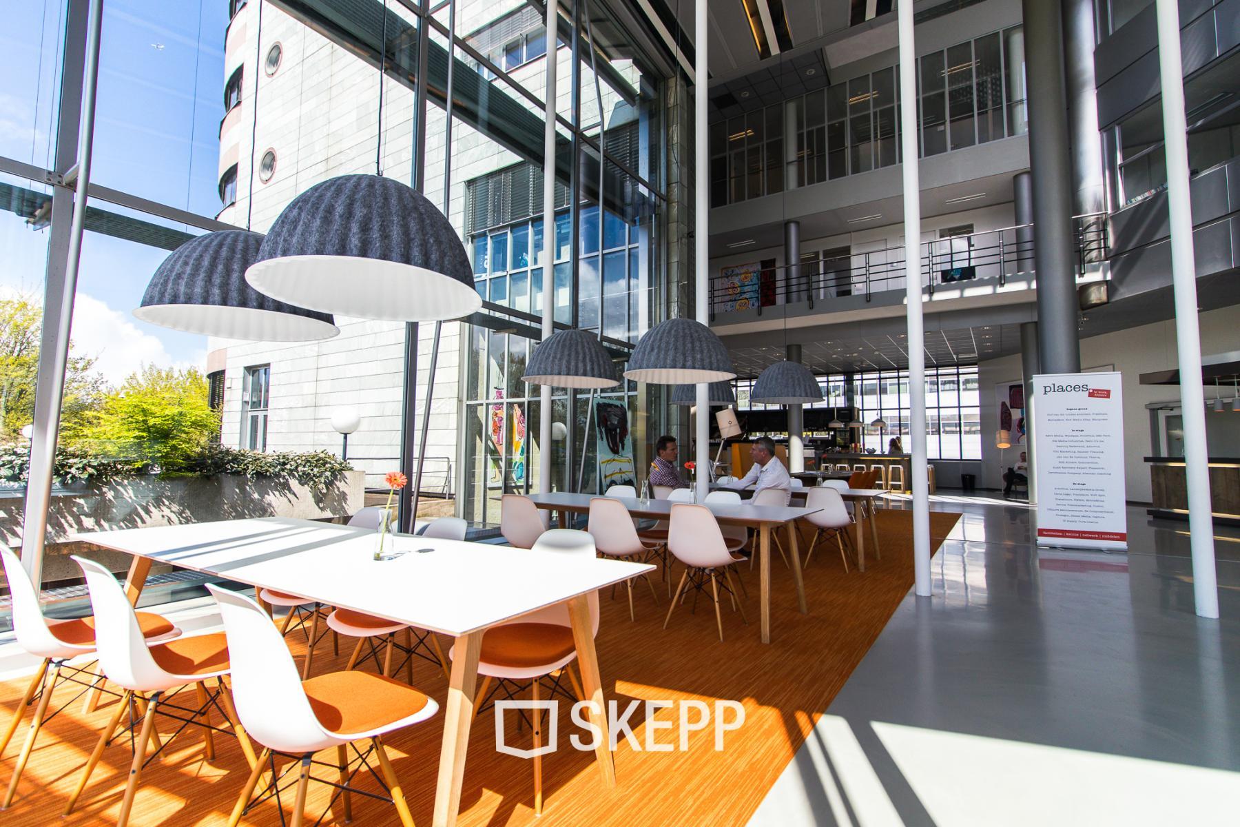 Miete ein Büro in Hamburg
