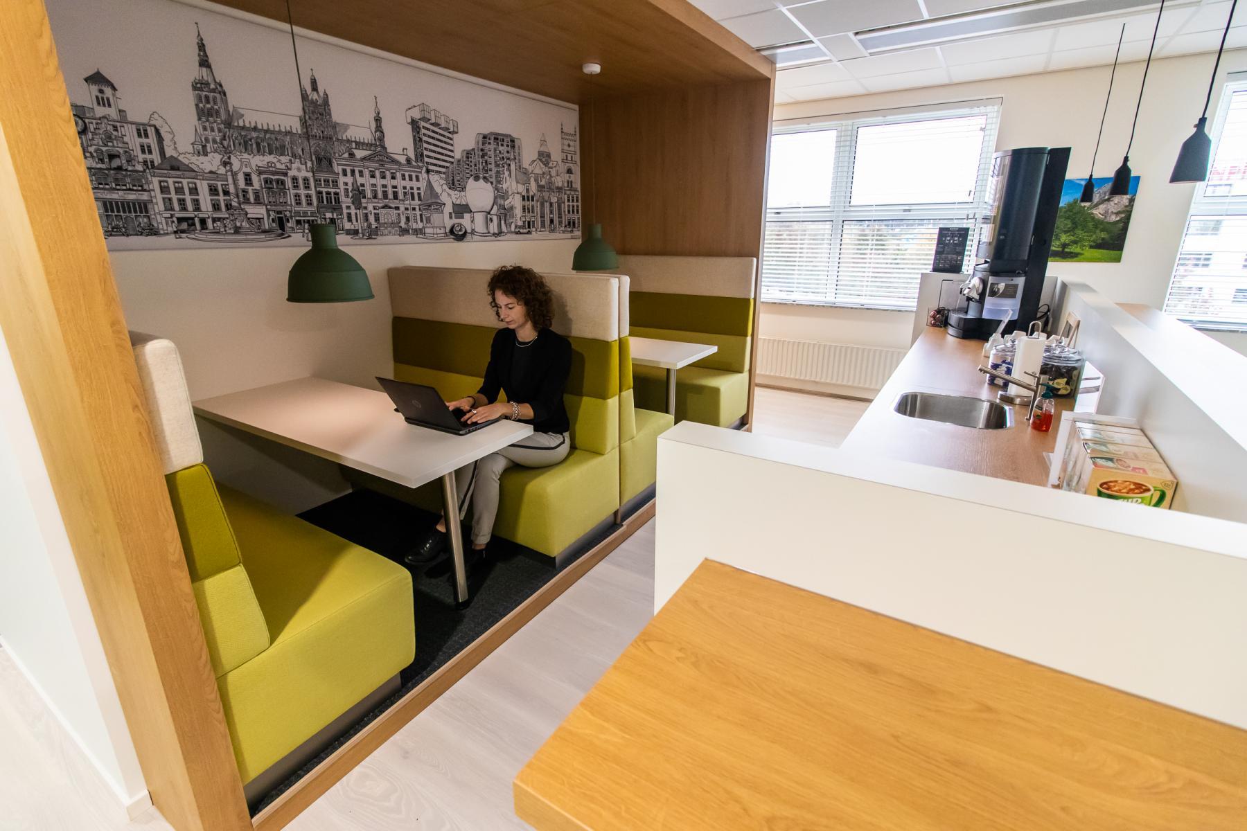 Nieuwe protocollen 15 meter kantoor