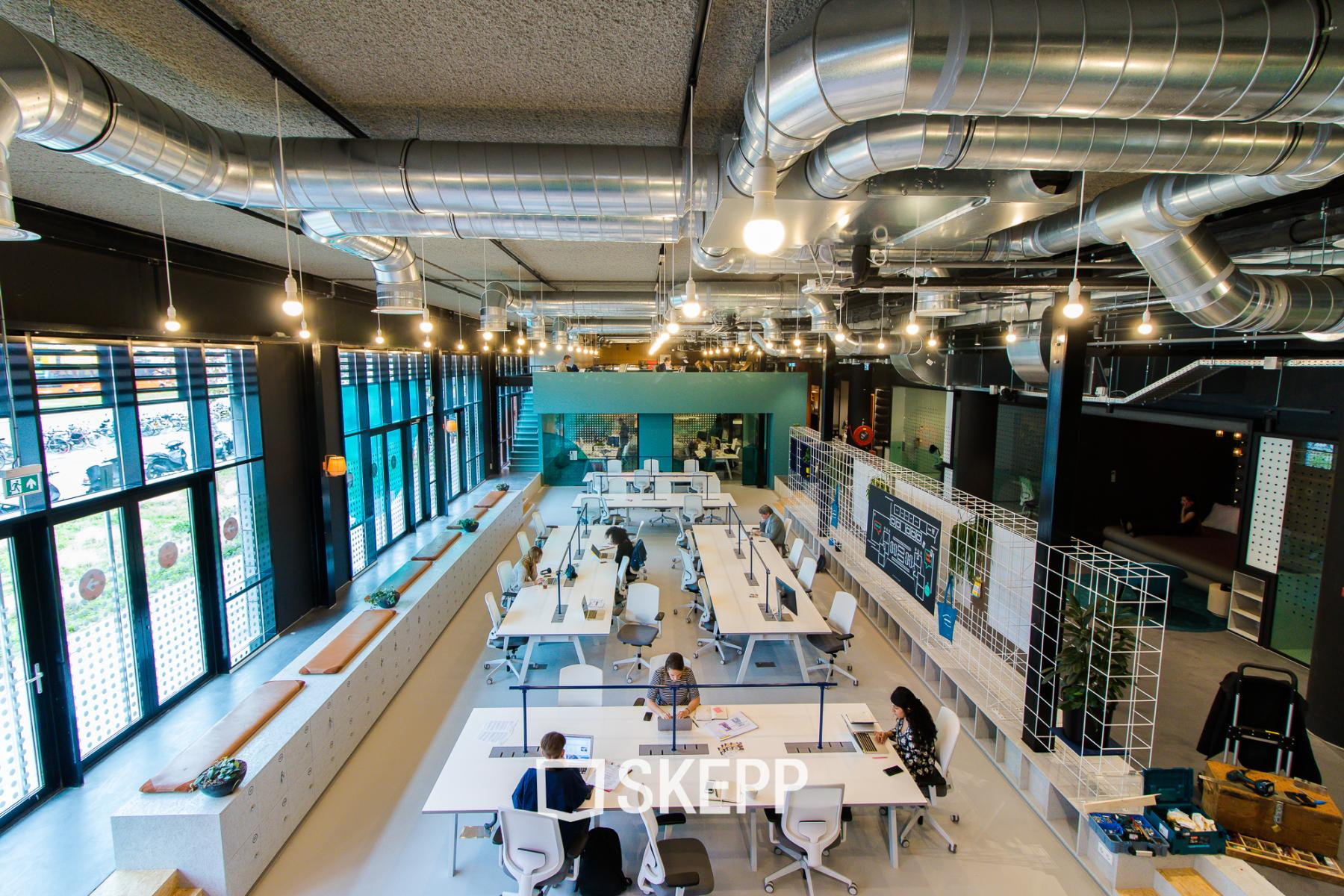 Büroräume in Hamburg