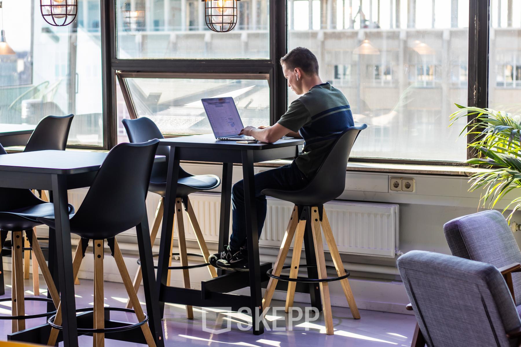 Miete mit SKEPP ein Büro in Frankfurt