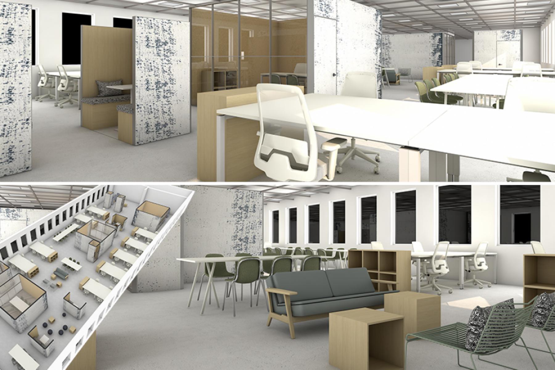 kantoorruimte officeplanner urban c4