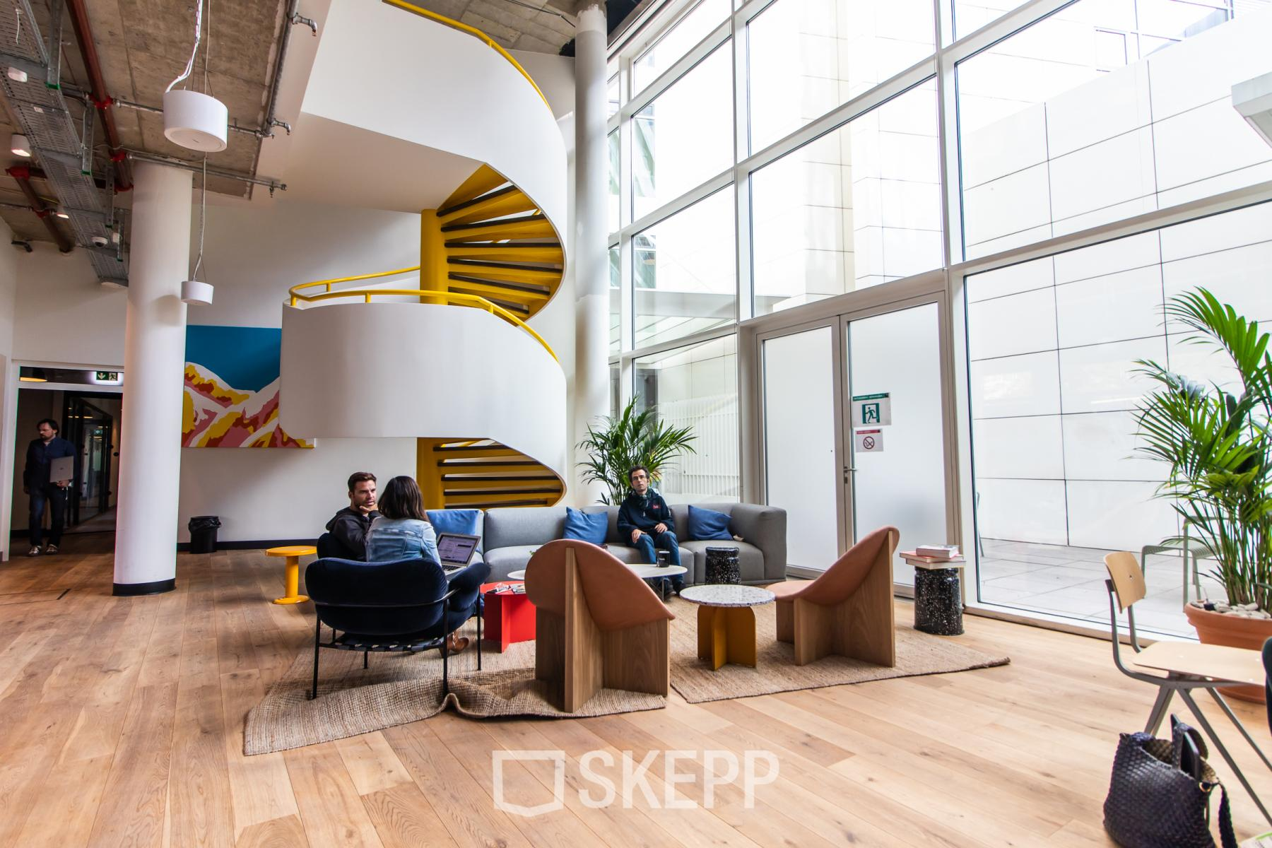 Büro mieten SKEPP