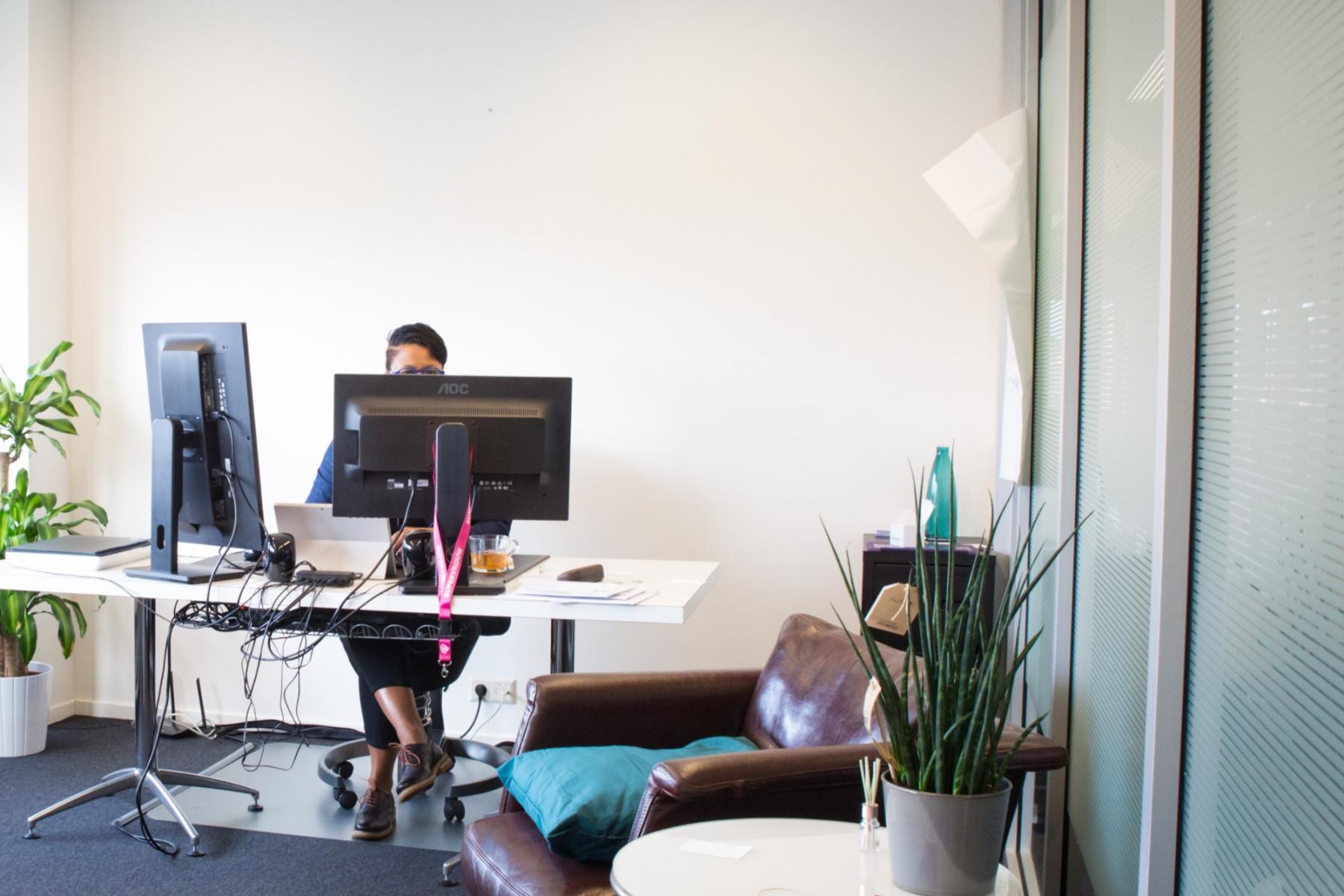 Tips voor inrichten klein kantoor