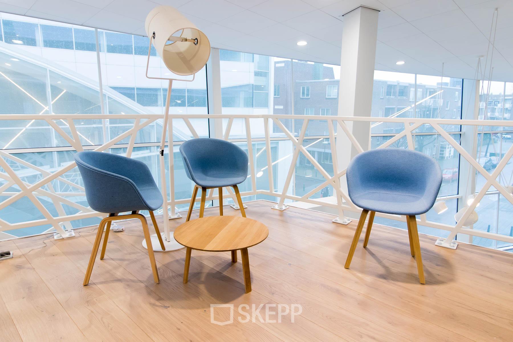 Skandinavische Büroeinrichtung Skepp