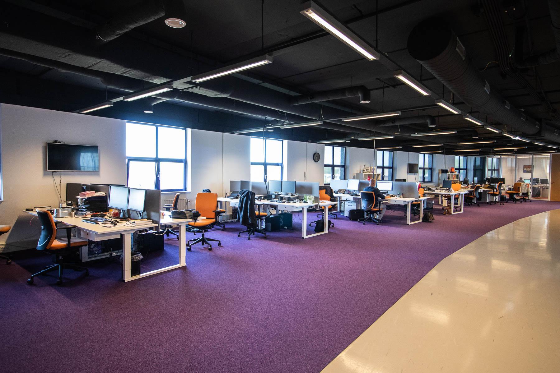 barneveld kantoorpand grote kantoorruimte