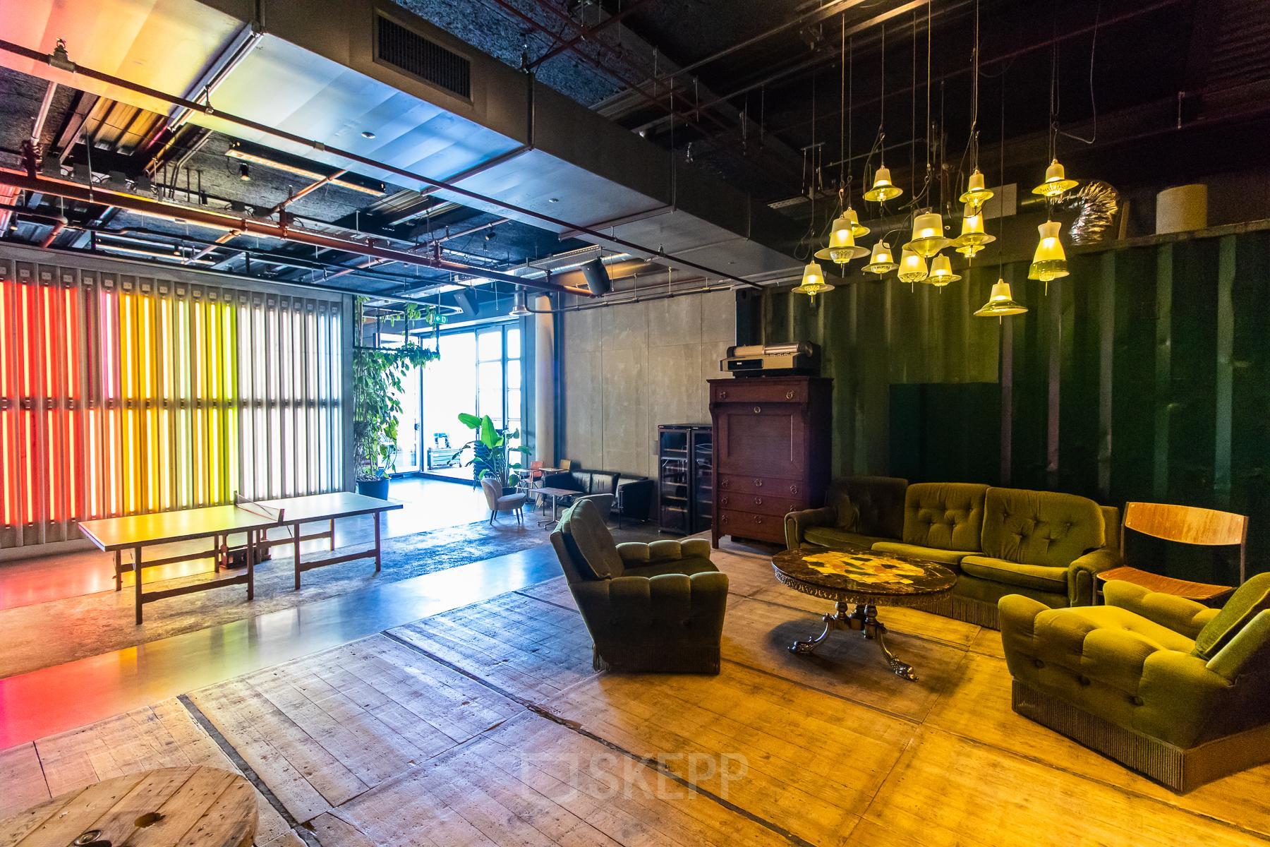 kantoorinrichting creatief inspirerend amsterdam
