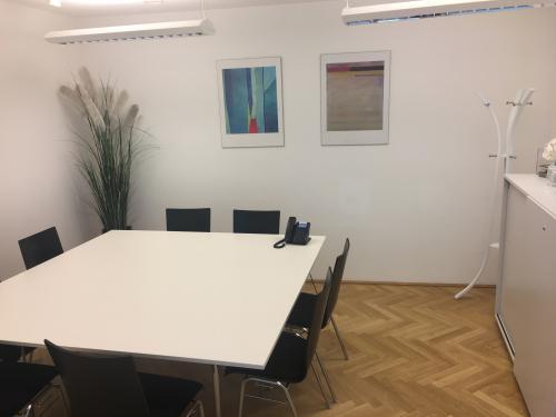Miete ein geräumiges Büro in Wien