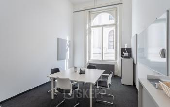 Conference room in the office space for rent in Vienna Herrengasse