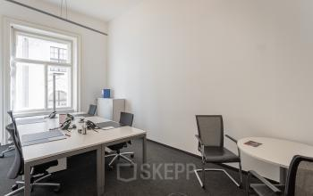 Rent your new office in a central location at Herrengasse Vienna