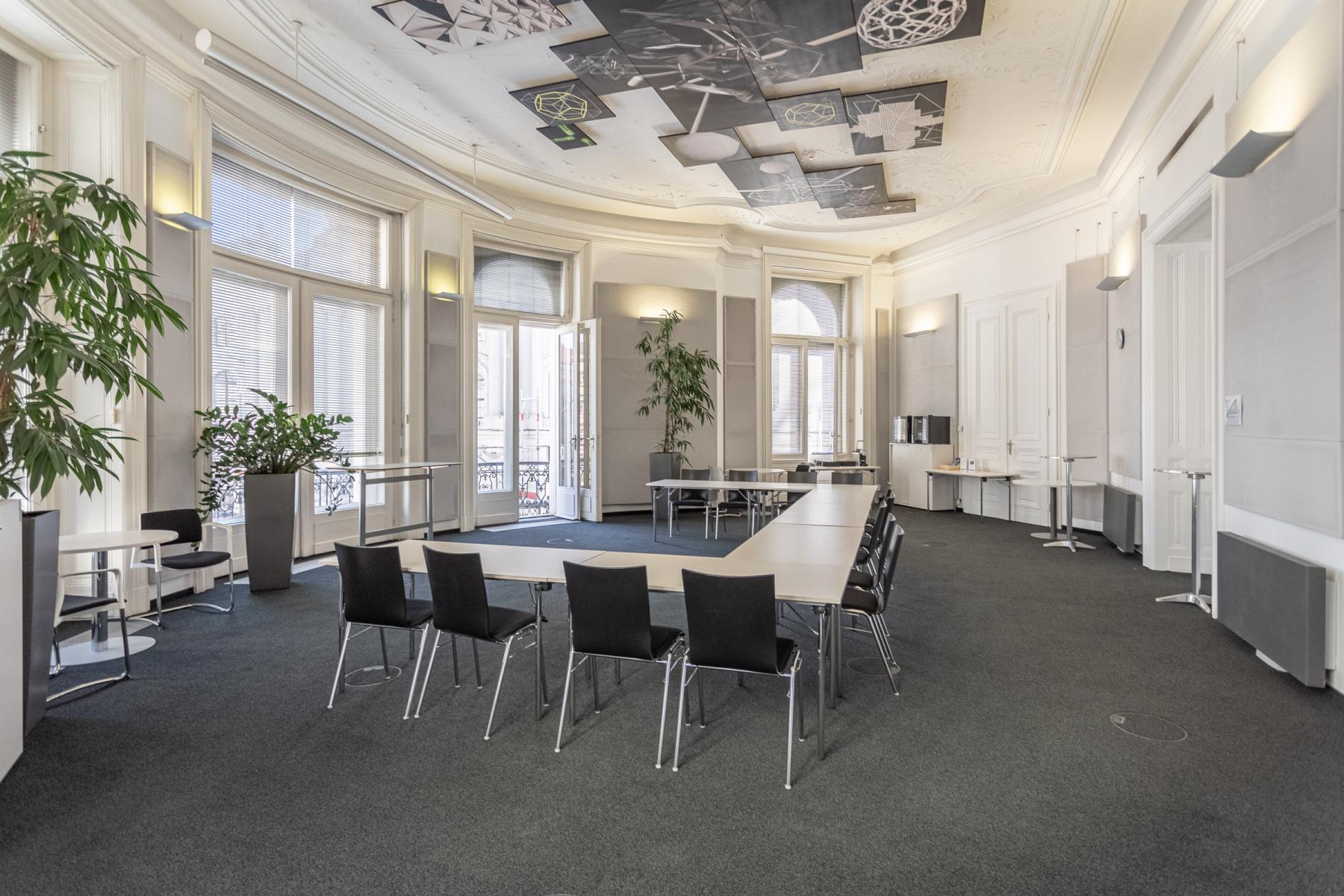 Representative meeting rooms in the business center Vienna district 1