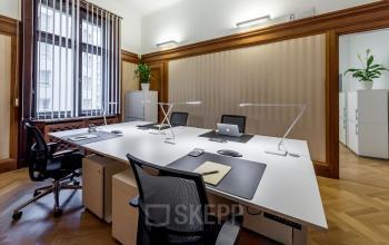 Modernes Büro in Wien am Schwarzenbergplatz mieten