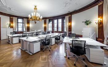 Geräumige und stilvolle Büroräume mieten in 1030 Wien Landstraße