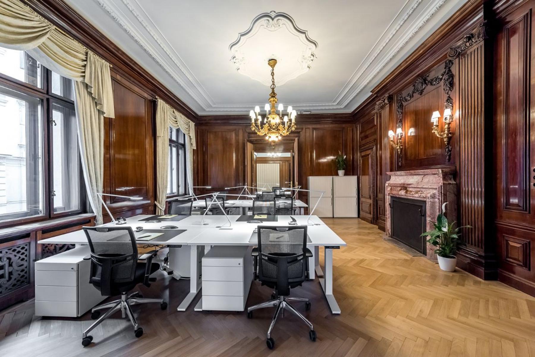 Hochwertiges Büro mieten in 1030 Wien Landstraße am Schwarzenbergplatz