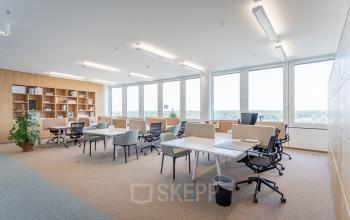 Modern spacious offices for rent office building Thomas-Klestil-Platz Vienna