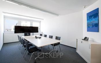 Modernen Konferenzraum mieten in der Operngasse in 1040 Wieden