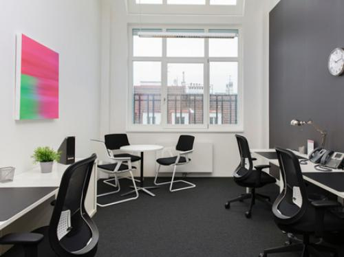 Helles Büro mieten in Wien, Gertrude-Fröhlich-Sandner-Straße