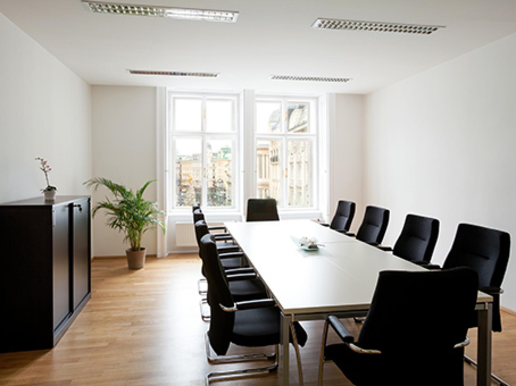 Modernes Büro mieten in Wien