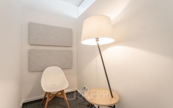 Separate Telefonecke auf der Bürofläche zur Miete Wien