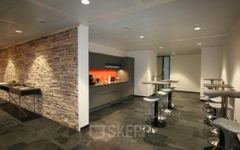 Schöner Gemeinschaftsbereich im Bürogebäude in 1100 Wien Favoriten