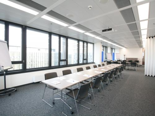 Big conference room at the Business Center in Vienna