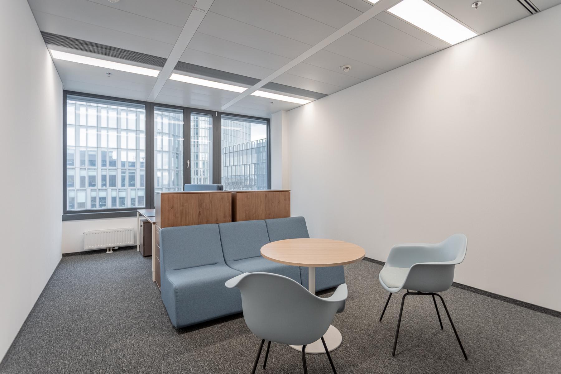 Voll möblierte Büros zur Miete im Business Center Wien Wieden