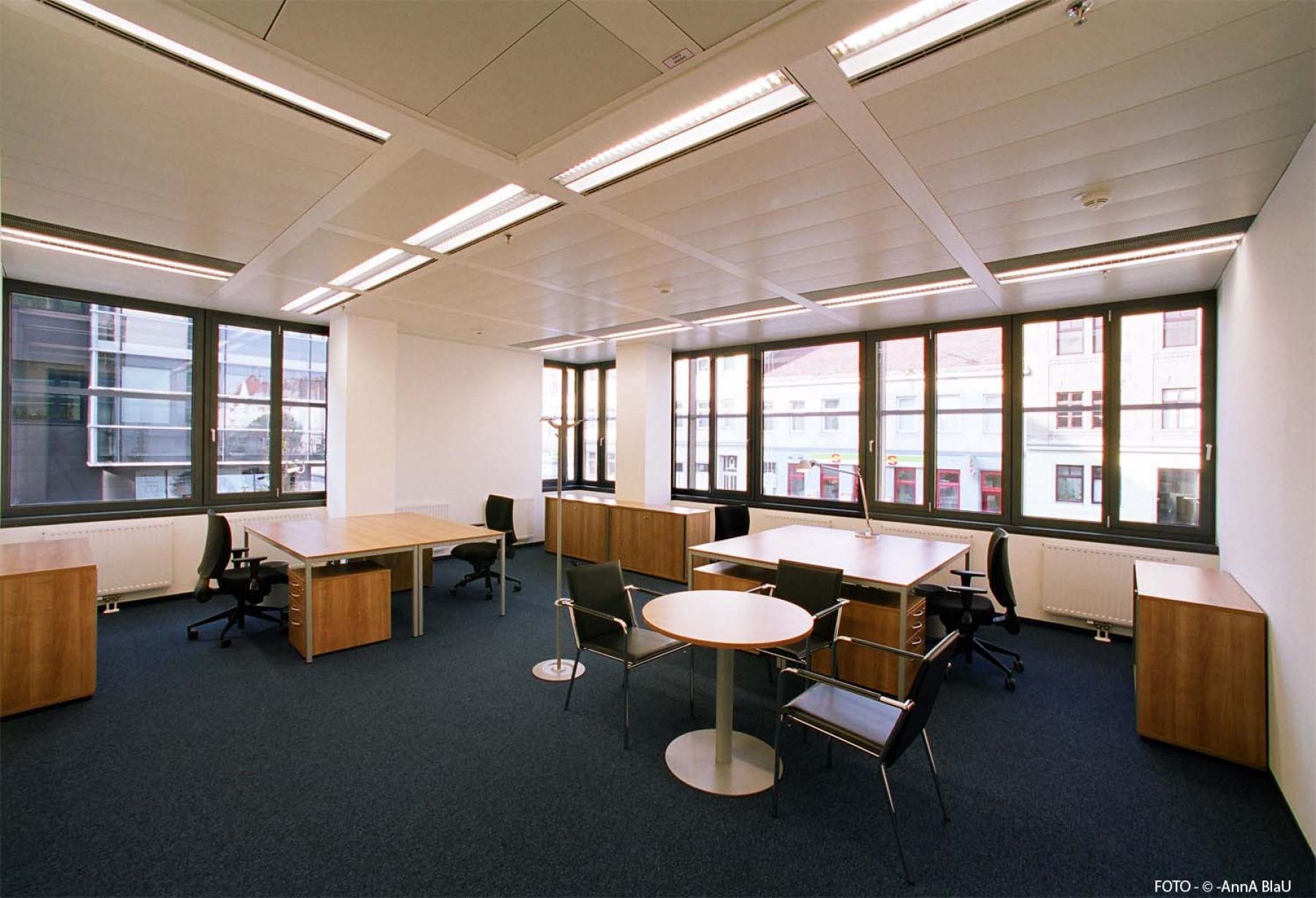 Schönes Büro im Business Center am Euro Platz in Wien