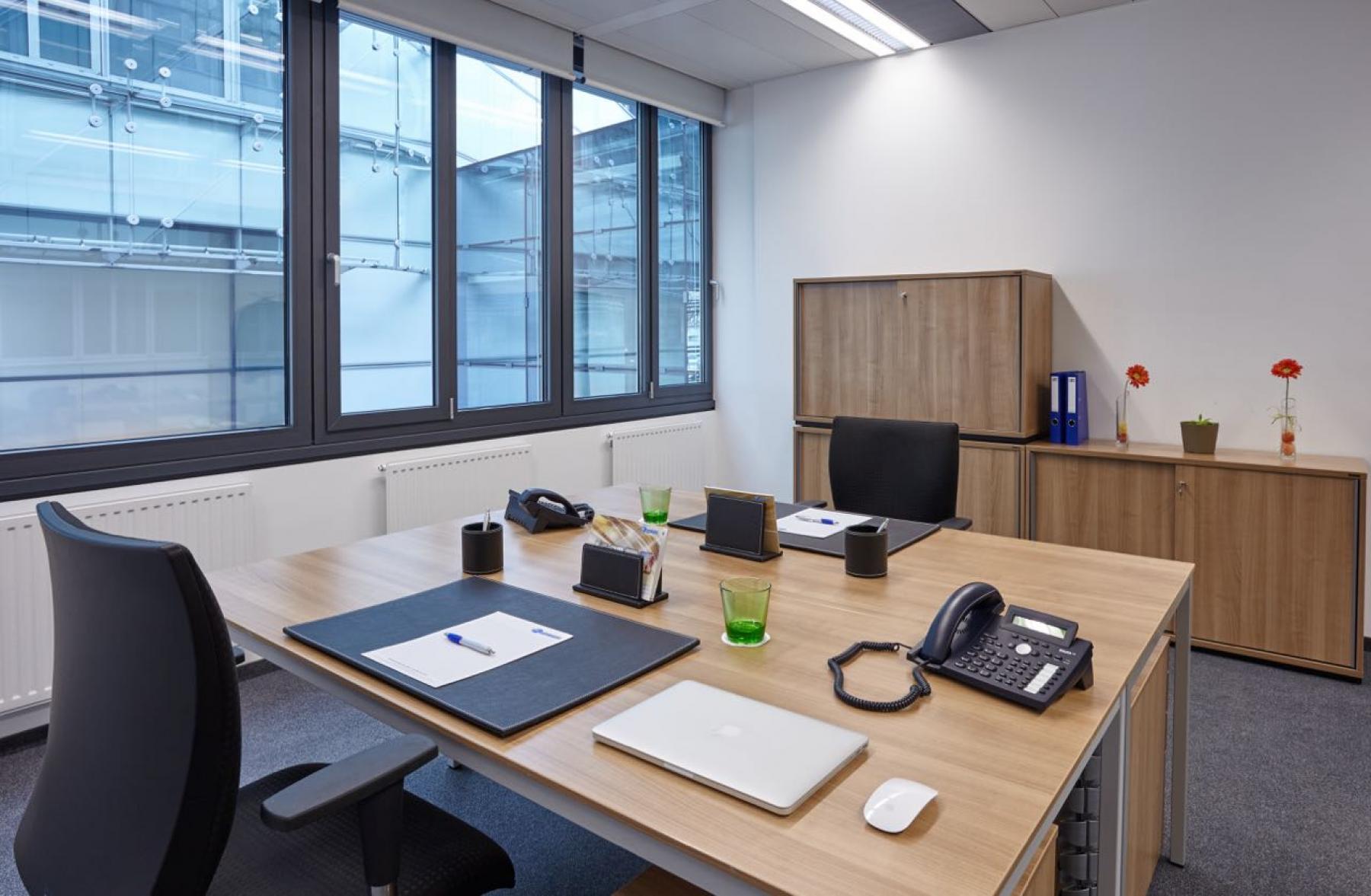 Geräumige Büroräume in der Immobilie in Wien