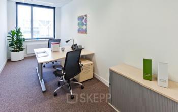Erstklassiges Büro zur Miete im Business Center in Wien