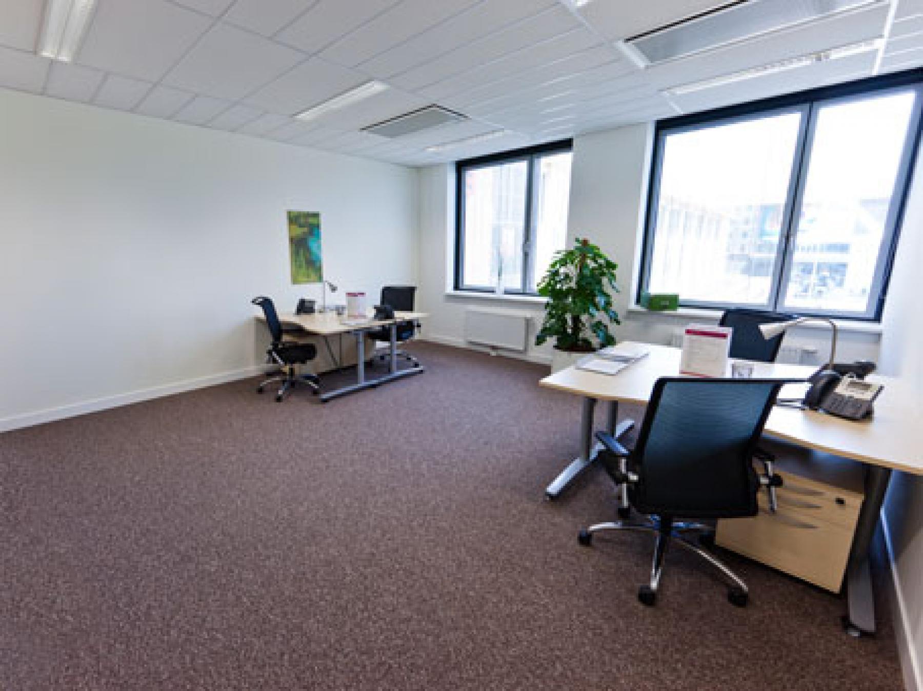 Großes Büro mieten in der Immobilie am Europaplatz in Wien 1150
