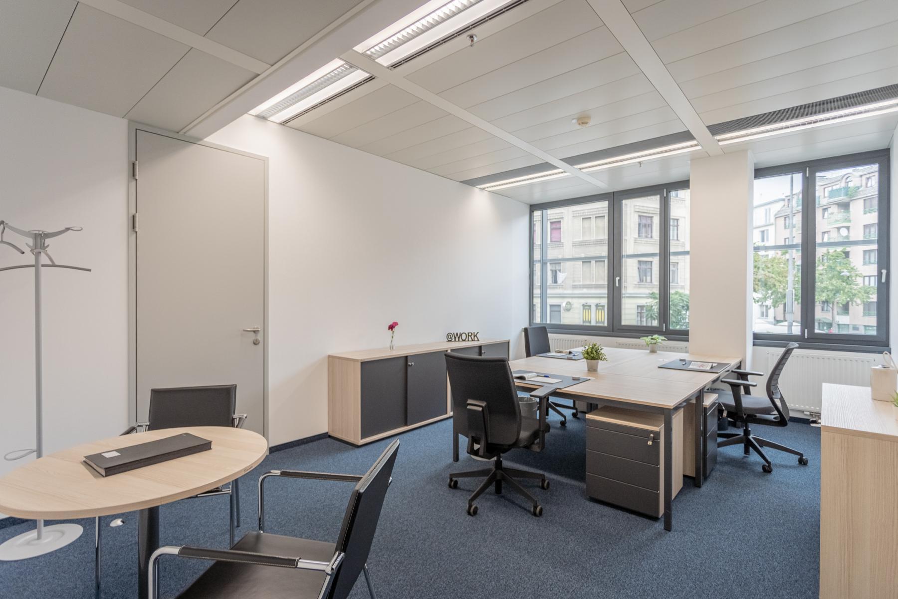 Private Büros zu mieten im Business Center Wien Europaplatz