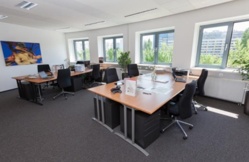 Großes Büro mieten in Wien, Döbling