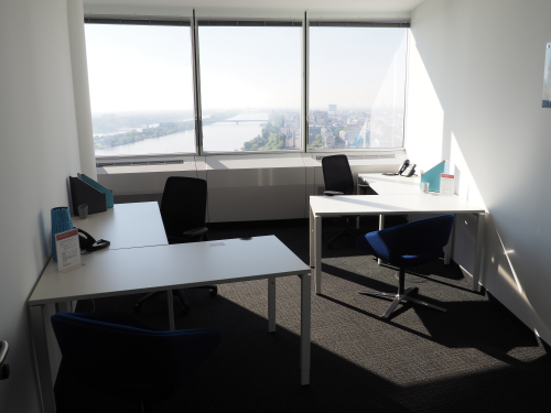 Schönes Büro mieten in Wien Brigittenau