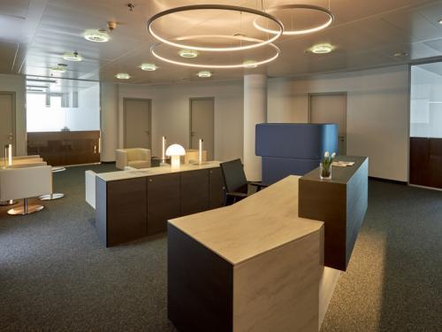 Moderne Rezeption des Business Centers in Wien