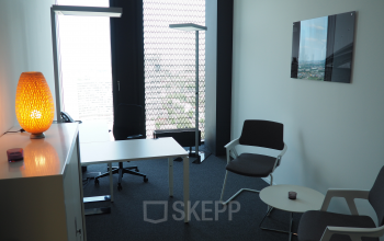 Hochwertige Bürofläche mieten in Wien 1220 an der Donau-City-Straße