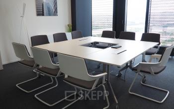 Moderner Konferenzraum zur Miete in Wien