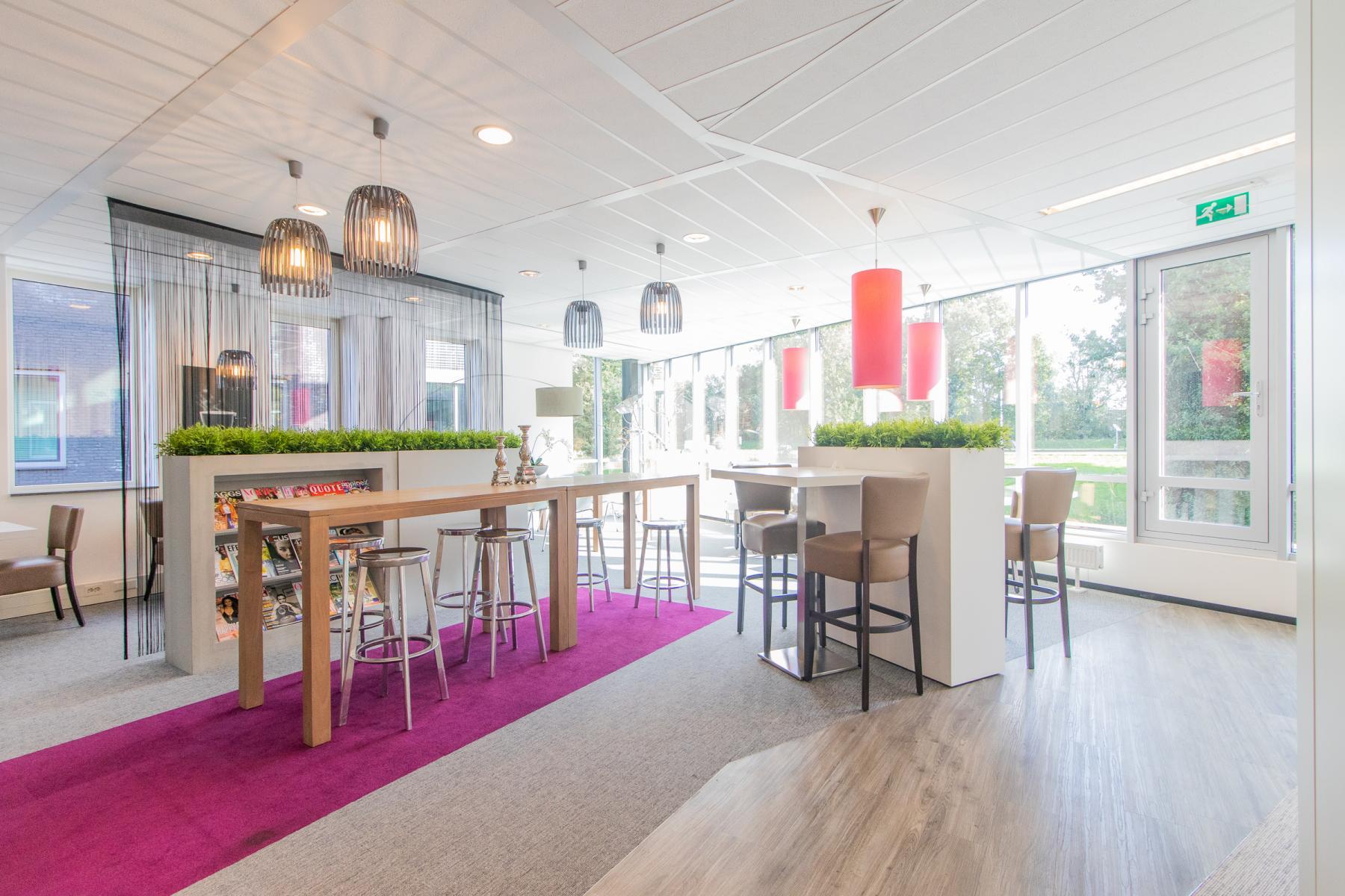 Modern deco office Alkmaar