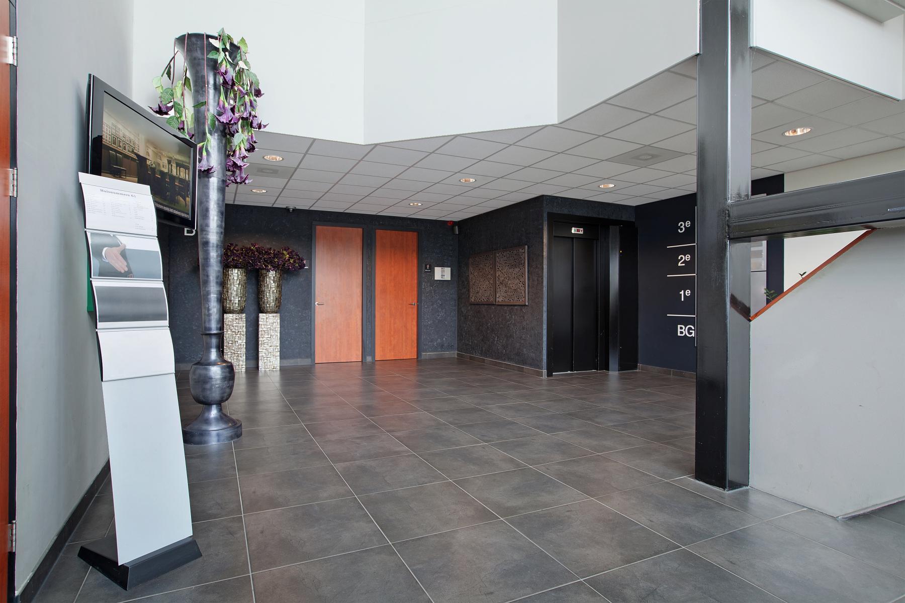 kantoorruimte huren aan twentepoort in almelo met lift