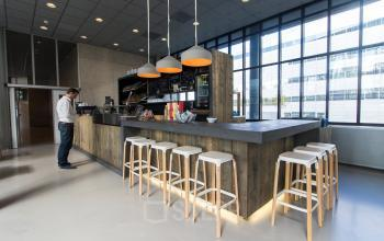 Canteen and common area Almere