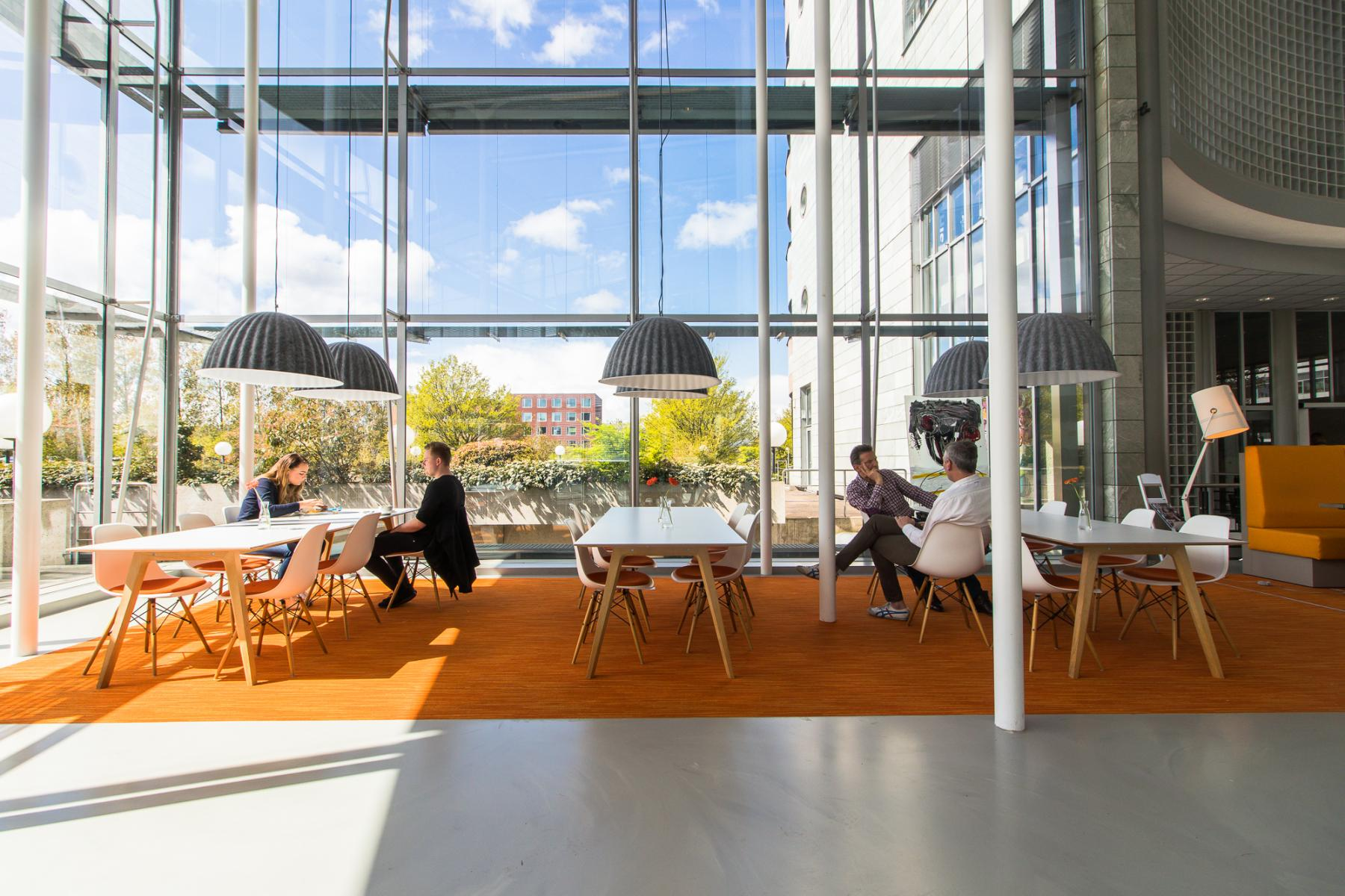 Office spaces for rent Almere