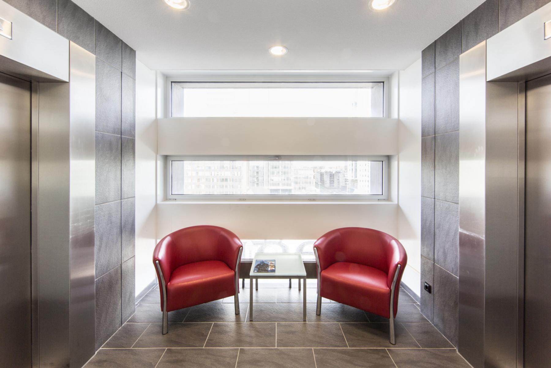 lift lounge almere kantoorpand