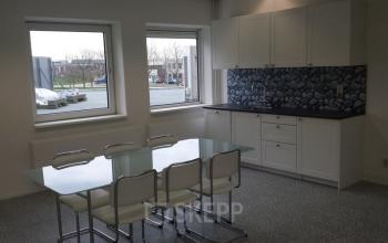 pantry keuken kantoorgebouw Almere SKEPP