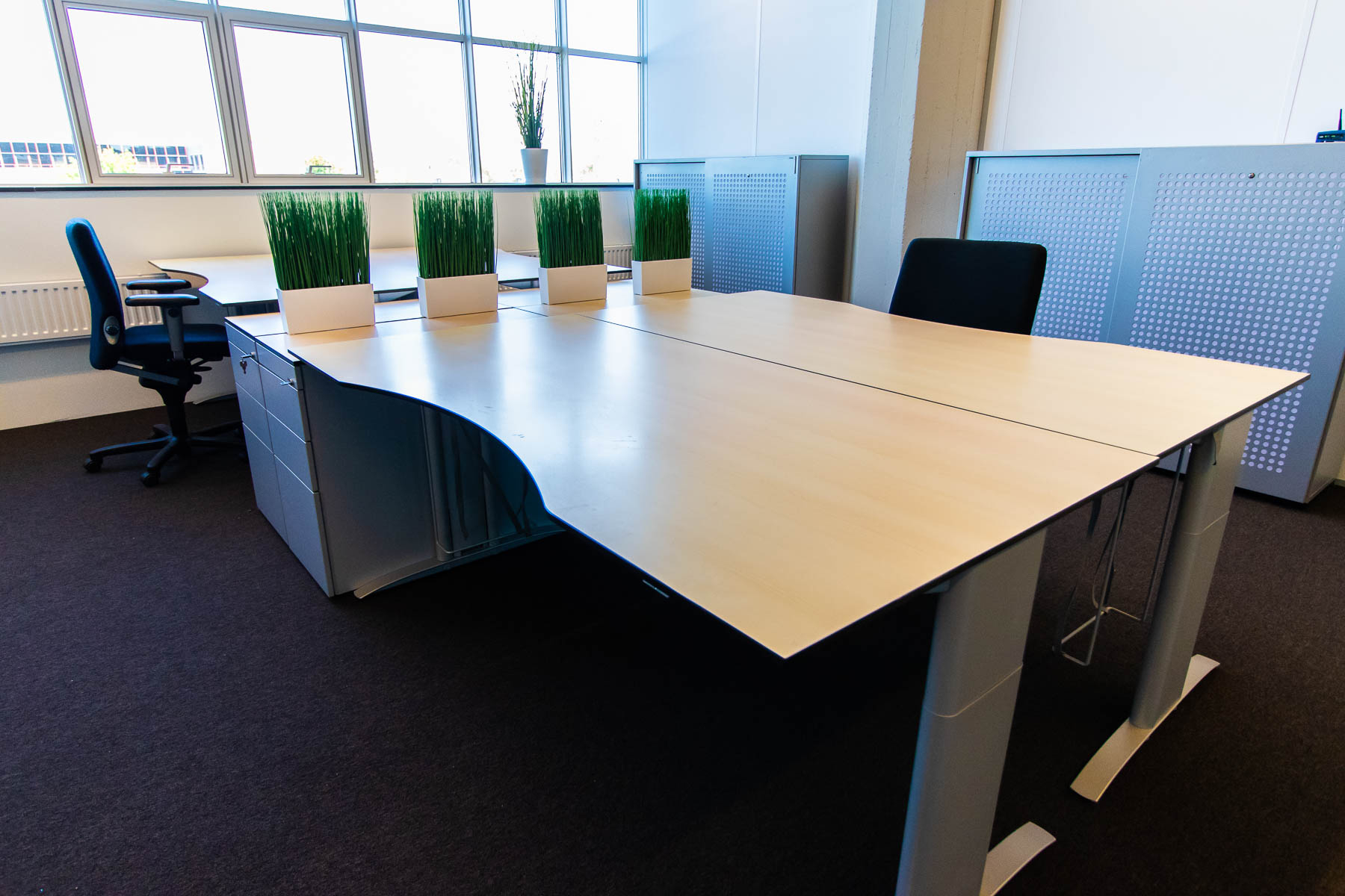 Flex desks Alphen