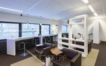 loungeruimte kantoor Amersfoort