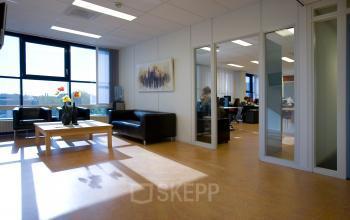shared office room in Amersfoort