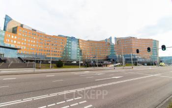 Outside office building Amstelveen