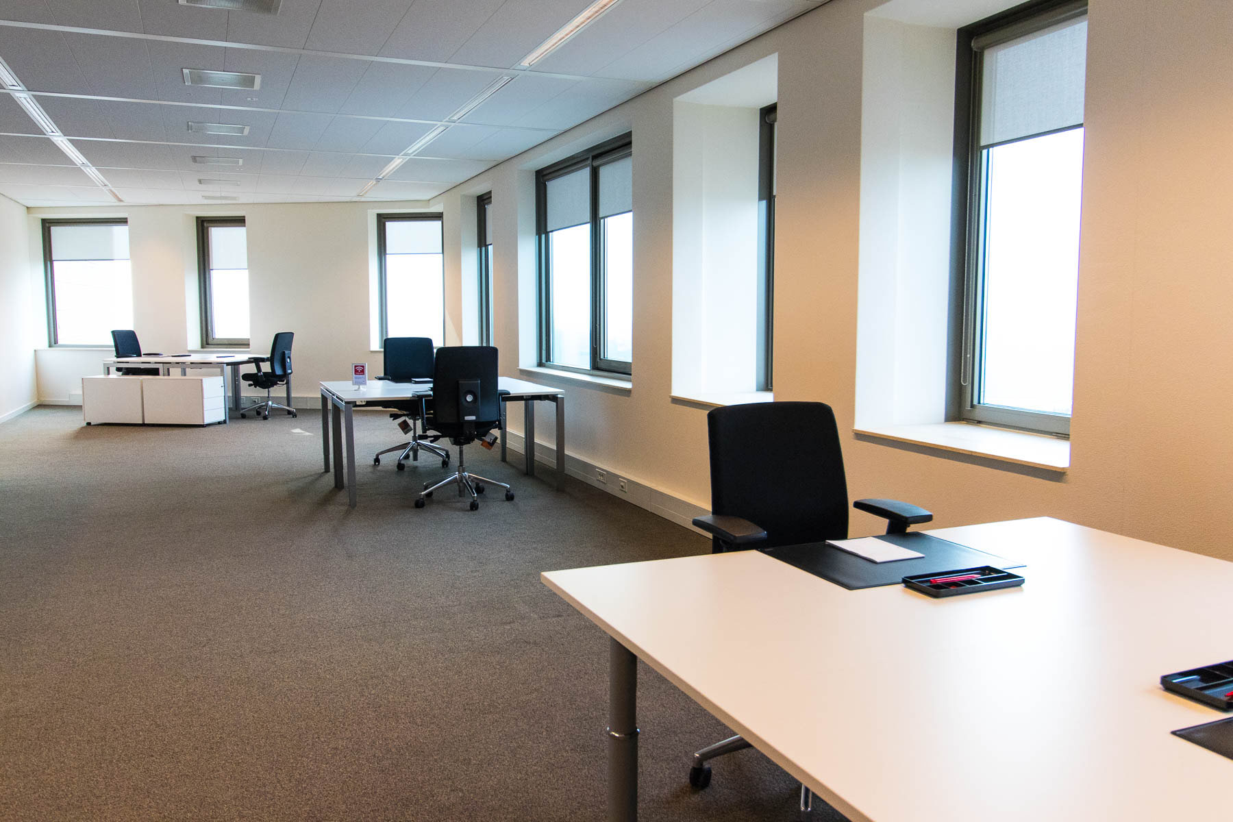 Flex desks Amstelveen