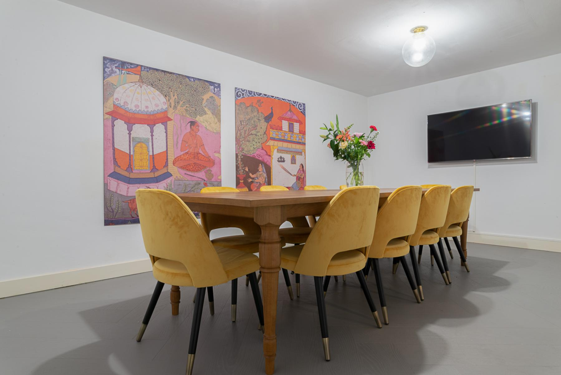 Rent office space Nieuwezijds Voorburgwal 296-298, Amsterdam (3)