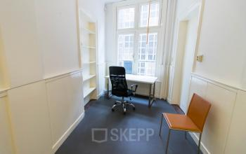 Smaller office spaces available
