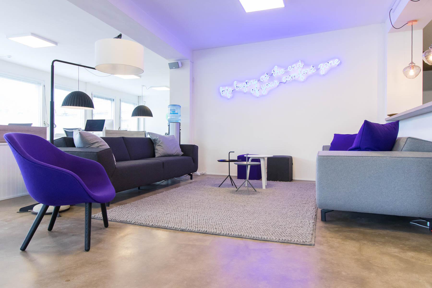Luxury office Amsterdam