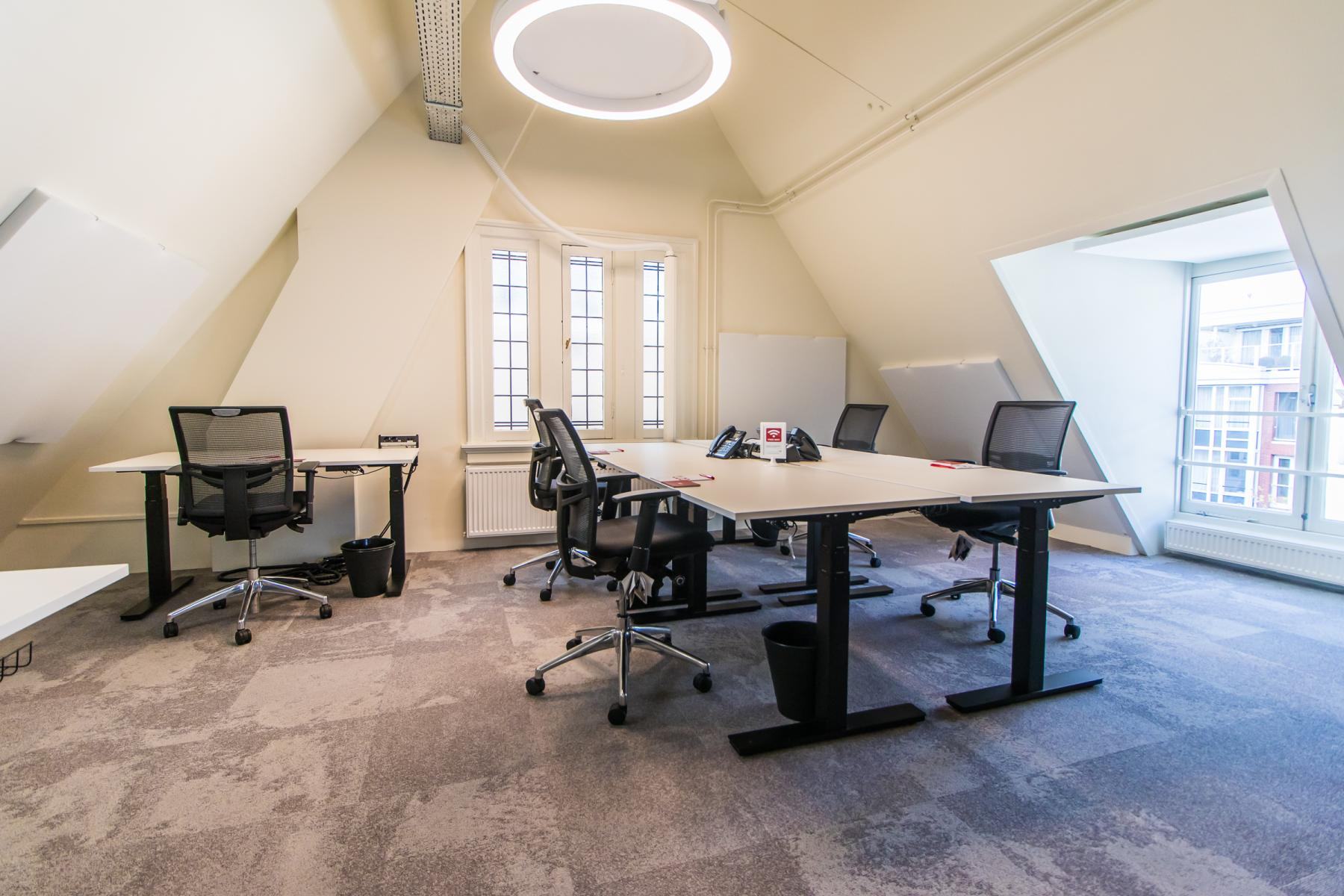 several offices available Amsterdam